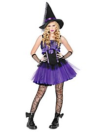 Purple Witch Teen Costume