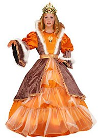 Queen Sissi kid's costume
