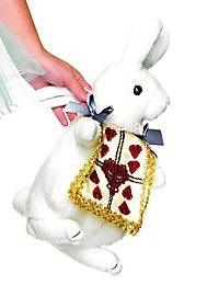 Rabbit Handbag white-gold