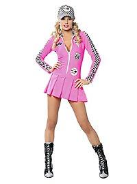 Racer Girl pink