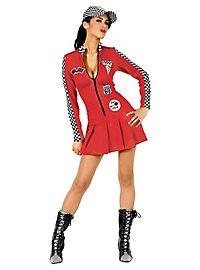 Racer Girl red