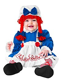 Rag Doll Baby Costume