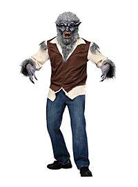 Raging Werewolf Costume