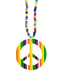 Rainbow Peace Chain