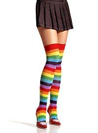 Rainbow Stockings