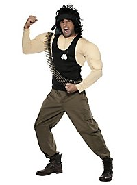 Rambo déguisement