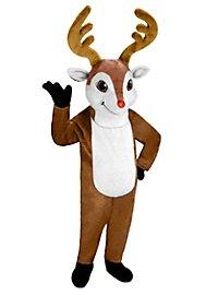 Randolph the Reindeer Mascot
