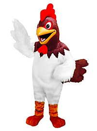 Randy Rooster Mascot