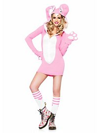 Ravishing Rabbit Hoodie Dress