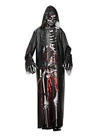 Realistisches Skelett Kinderkostüm