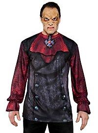 Realistisches Vampir Shirt