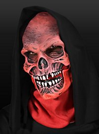 Red Death Latex Full Mask
