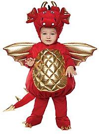Red Dragon Child Costume