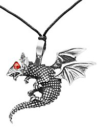 Red-eyed Dragon Necklace