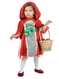 Red Riding Hood Baby Costume