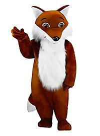 Redd the Fox Mascot