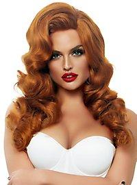 Redheaded Diva Wig