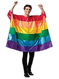 Regenbogenfahne Kostüm