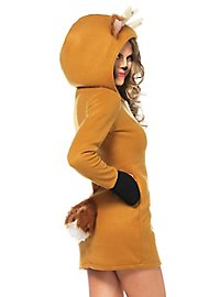 Reh Hoodie Dress