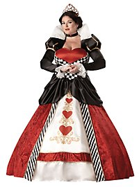 Reine de Cœur luxe Déguisement