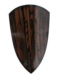Knappenschild Holz Medieval 2nd Edition