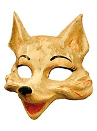 Renard - masque vénitien