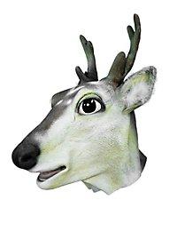 Rentier Maske aus Latex
