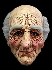 Rentner Maske aus Latex