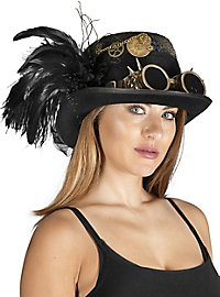 Researcher Steampunk Hat