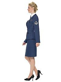 Retro Air Force Pilot Costume for Women