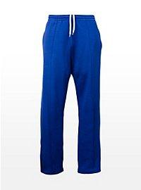 Retro Sporthose blau