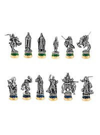 Return of the King Chess Pieces