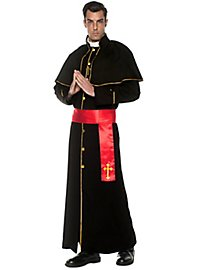 Reverend priest costume