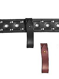 Gürtel-Verbinder schwarz