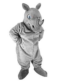 Rhinocerous Mascot