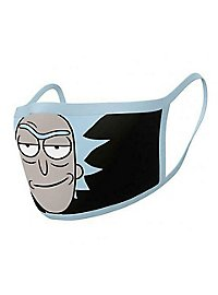 Rick and Morty - Rick Stoffmasken Doppelpack