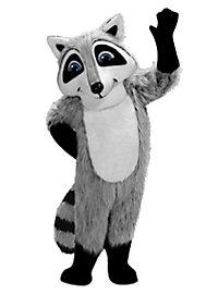 Ricky Raccoon Mascot
