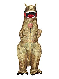 Riesen Dino Aufblasbares Kinderkostüm