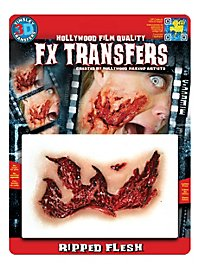 Ripped Flesh 3D FX Transfers