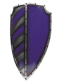 Ritterschild blau Polsterwaffe