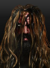 Rob Zombie Mask Made of Latex