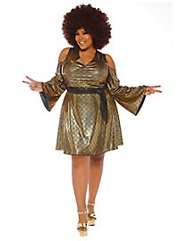 Robe de Disco Doll XXL