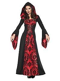 Robe de femme gothique