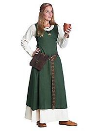 Robe médiévale sans manches - Selene