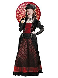 Robe Madame steampunk