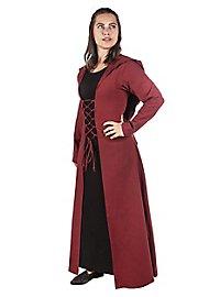 Robe médiévale à capuche – Hestia