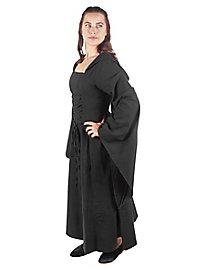 Robe médiévale à capuche – Nyx