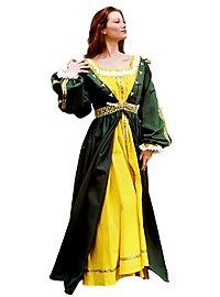 Robe médiévale d'été