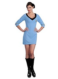 Robe sexy bleue Star Trek