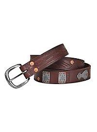 Robin Hood Narrow Leather Belt